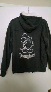 Disney Parks Authentic 55 Yr Anniversary Hoodie