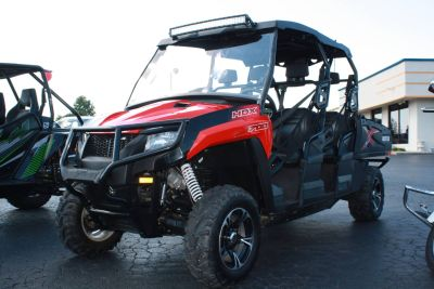 2017 Arctic Cat 700 HDX Crew Sport Side x Side ATVs Campbellsville, KY