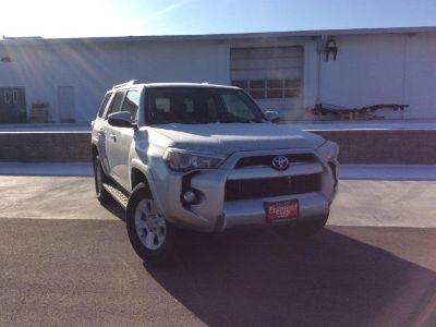 2018 Toyota 4Runner SR5 (CLASSIC SILVER METALLIC)