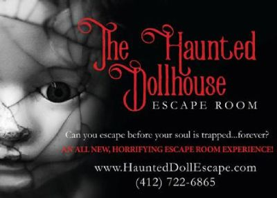 Haunted Dollhouse - Fun in Pittsburgh