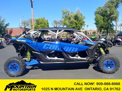 2020 Can-Am Maverick X3 MAX X RS Turbo RR Utility Sport Ontario, CA