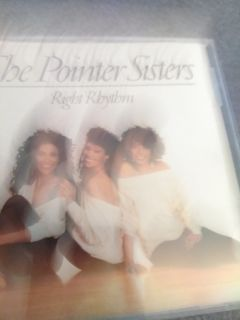 The Pointer Sisters cassette