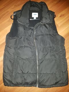 Ladies size XL old navy vest In new condition