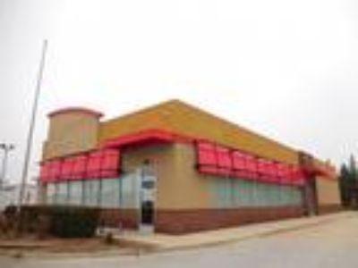 Newly built quick service restaurant property for lease/sale in Midlothian