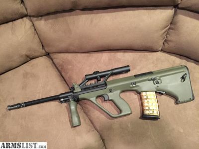 For Sale/Trade: STG-556 MSAR AUG gen4