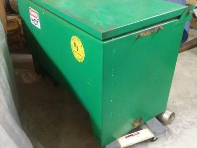Kansas Instruments preheat oven model HO800