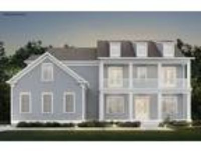 The McKinley by John Wieland Homes: Plan to be Built