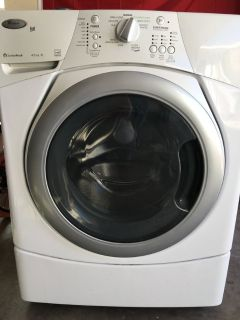 Reduced! Whirlpool Duet Washer & Dryer