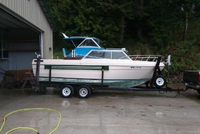 1978 Bayliner 2350 Nisqually Express