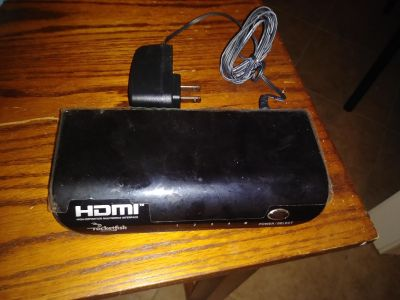 Rocketfish HDMI to add more INPUTS to your tv