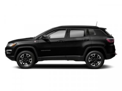2018 Jeep Compass Trailhawk (Diamond Black Crystal Pearlcoat)