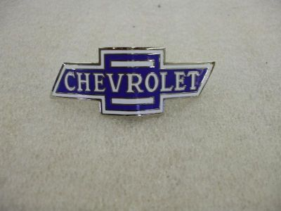 Find 1933 Chevy car NEW radiator emblem L@@@@@@@@@@@@@@@@@@K motorcycle in Springfield, Ohio, US, for US $65.00