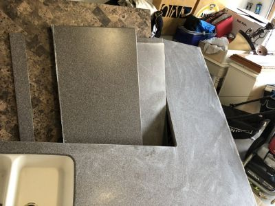 Kitchen Counter tops (Corian)