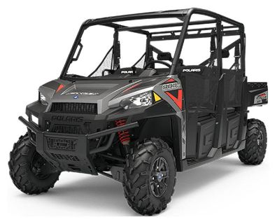 2019 Polaris Ranger Crew XP 900 EPS Side x Side Utility Vehicles Linton, IN