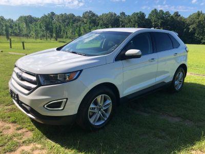 2017 Ford EDGE SEL ECOBOOST (WHITE)
