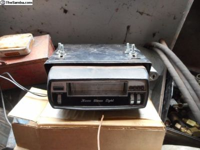 kraco 8 track tape player