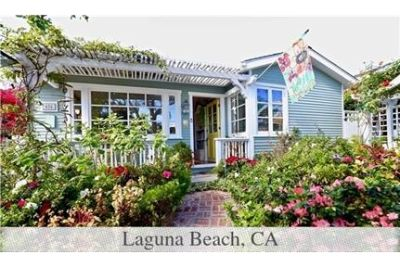 3 bedrooms Guesthouse - The MOST Charming cottage in Laguna Beach.