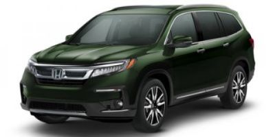 2019 Honda Pilot Elite (White)
