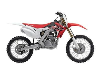 2017 Honda CRF250R Motocross Motorcycles Ontario, CA