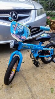 Thomas the train kids bicycle