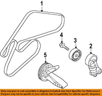 Sell HYUNDAI OEM 25286-3C250 Idler Pulley motorcycle in Downers Grove, Illinois, US, for US $41.81