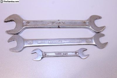 Gedore German Metric Wrenches