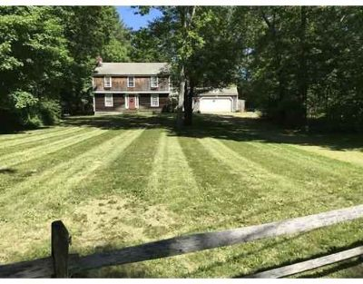 9 Cedar St BOXFORD Four BR, Bring your tool belt and your