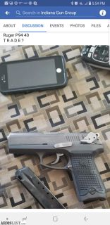 For Sale/Trade: Ruger P94