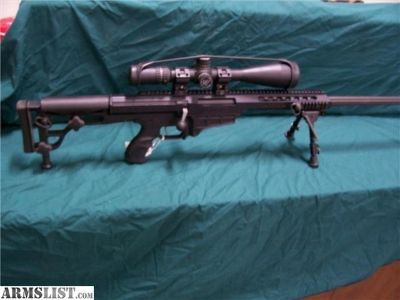 For Sale: Barrett M98