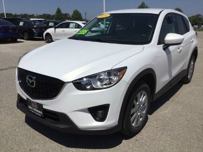 2014 Mazda CX-5 Touring (Crystal White Pearl Mica)
