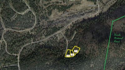 gorgeous off grid 1. 8 Acres at the base of the mountain
