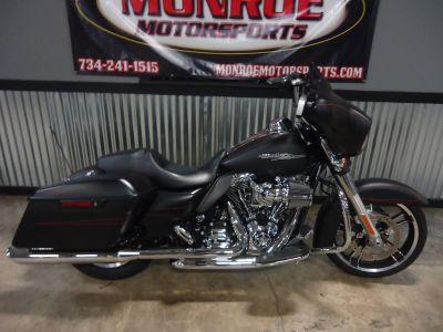 2014 Harley-Davidson Street Glide Special Touring Motorcycles Monroe, MI