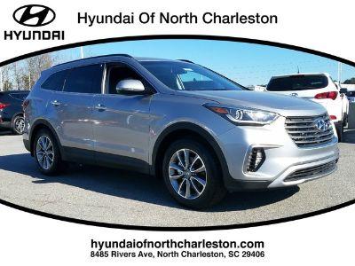 2018 Hyundai Santa Fe SE (GRAY)