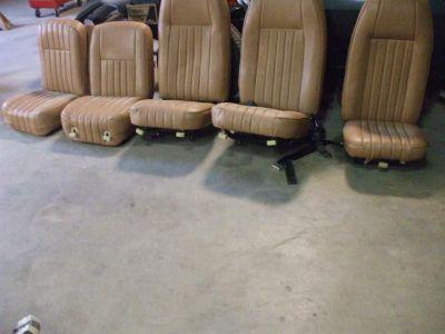 Buy Cessna 310 seats motorcycle in La Vernia, Texas, US, for US $1,650.00
