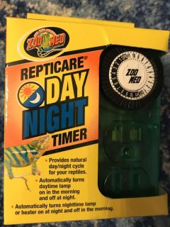 Day/Night Reptile Timer