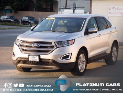2017 Ford Edge SEL AWD (Silver)