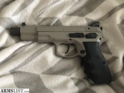 For Sale/Trade: Cz75b omega aimpoint comp m4s