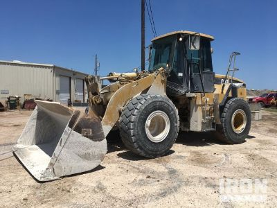 Cat 950G Wheel Loader