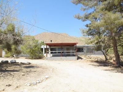 2 Bed 2 Bath Foreclosure Property in Morongo Valley, CA 92256 - Cactus Ln