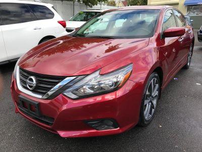 2016 Nissan Altima 4dr Sdn I4 2.5 SR (Cayenne Red)