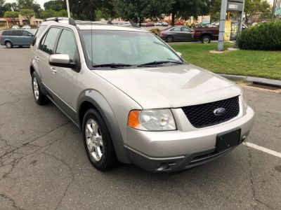 2006 Ford FreeStyle SEL (Silver Birch Metallic)