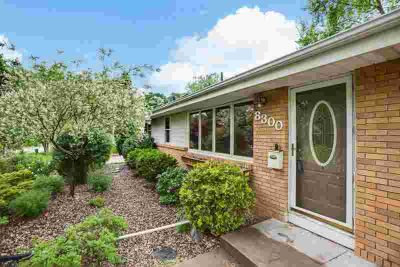 8300 Northern Drive CRYSTAL Four BR, Located on a quiet street