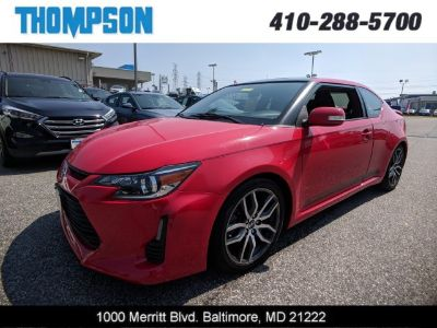 2015 Scion tC Base (Absolutely Red)