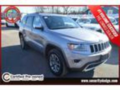 $28900.00 2016 Jeep Grand Cherokee with 43052 miles!