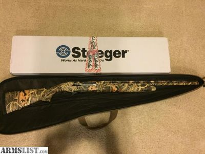 For Sale: Stoeger m3500