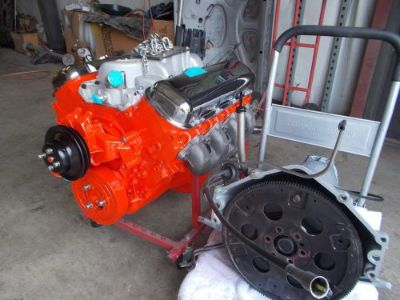 Find 454 Engine Complete LS-5 / 400 Transmission motorcycle in Clarksville, Tennessee, United States, for US $5,900.00
