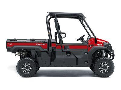2018 Kawasaki Mule PRO-FX EPS LE Side x Side Utility Vehicles Arlington, TX