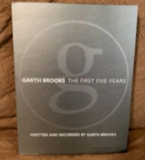 Garth Brooks 1st 5 Years