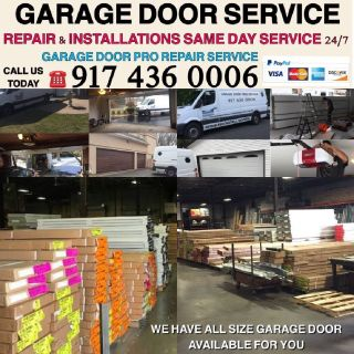 REPAIR AND INSTALL GARAGE DOORS =OPENERS =SPRINGS =CABLES =ROLLERS =DOORS =ALL LONG ISLAND NY