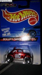 hot wheels baja bug dealers choice 1996